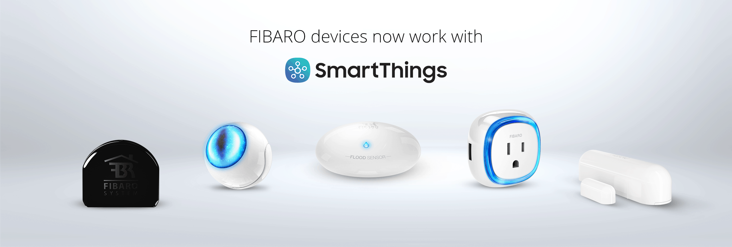 Fibaro and Samsung SmartThings now play nice together