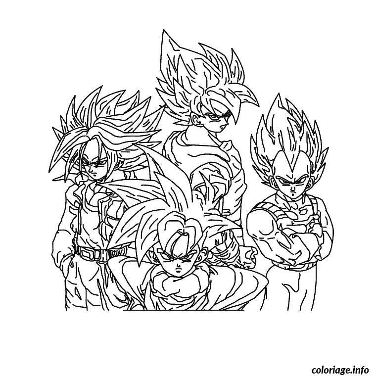 Dessin Dragon Ball Z Coloriage Gratuit A Imprimer Coloriage Dragon Ball Coloriage Dragon Coloriage Dragon Ball Z