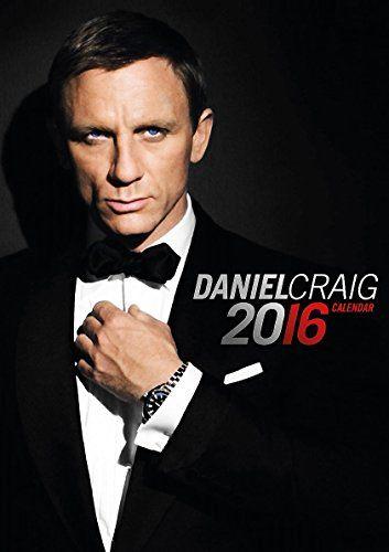 a2ddfda717f0b Daniel Craig 2016 Calendar: Amazon.co.uk: Daniel Craig ...