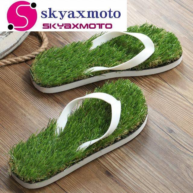 e2f7dac21 Imitation Grass Sandal