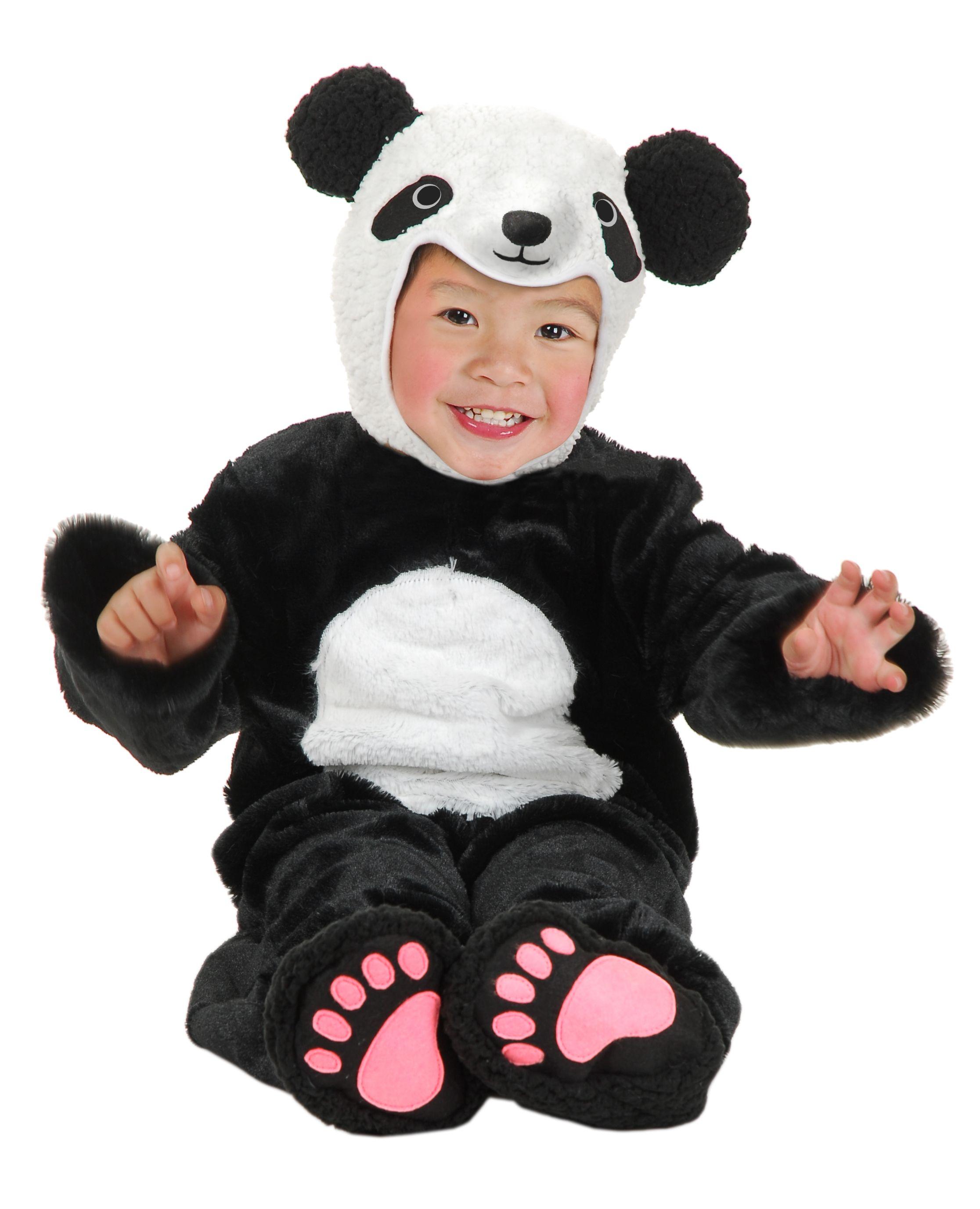 Little Panda Child Costume | Baby Halloween Costumes | Pinterest ...