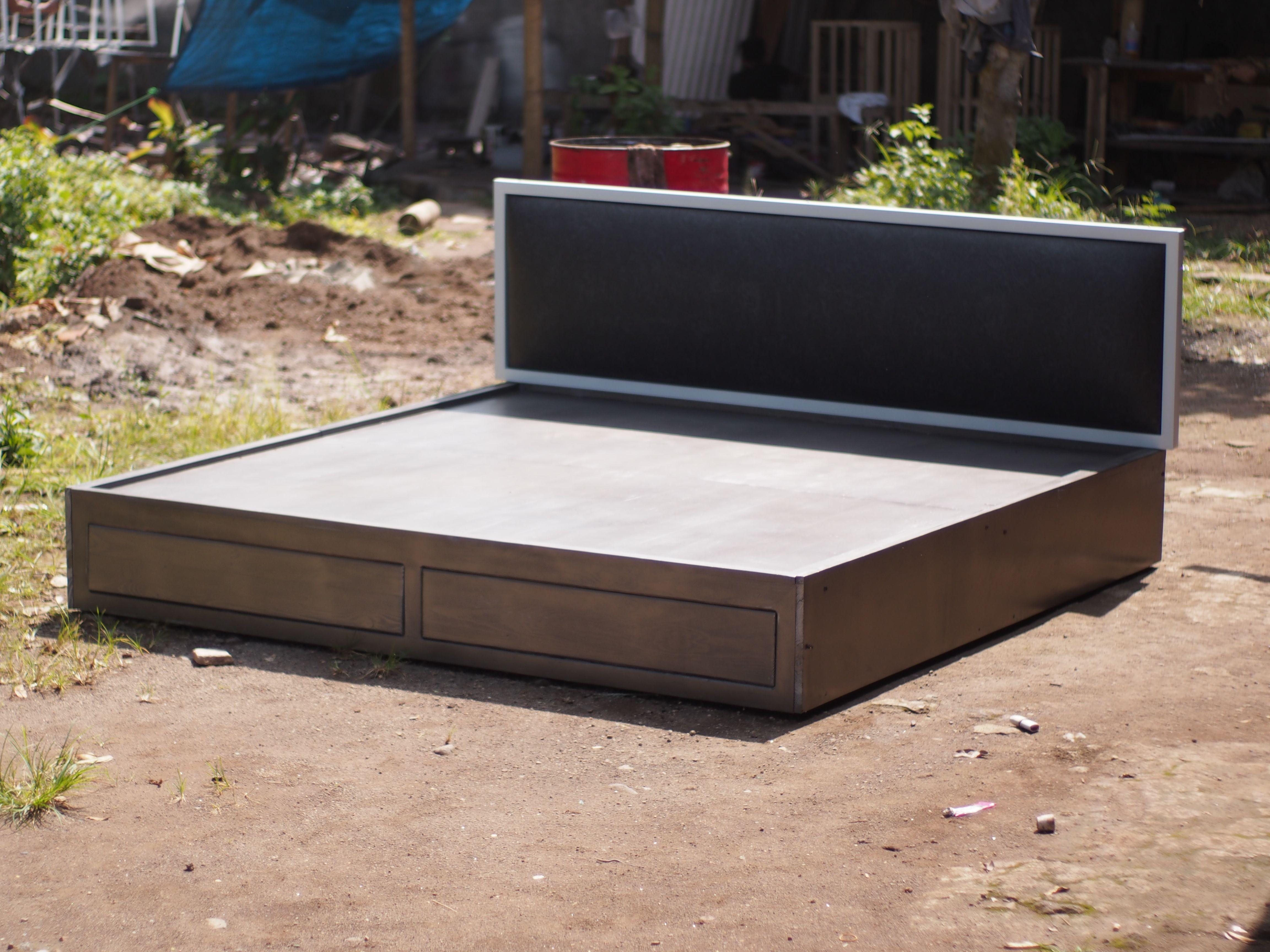 Queen Size Diy Platform Bed