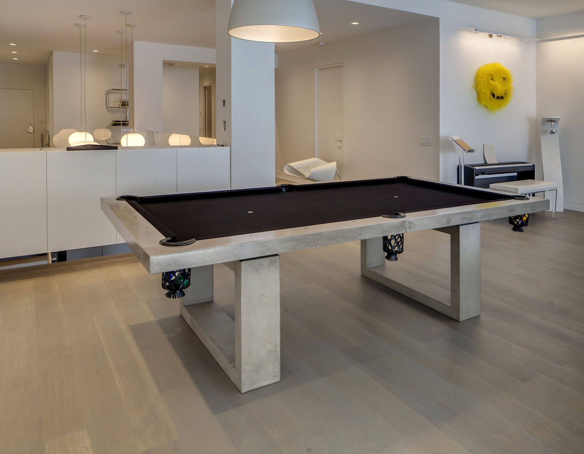 Dining Room Pool Table Combo Astonishing Design Of The Pool Dining Table With Brown Wooden Legs
