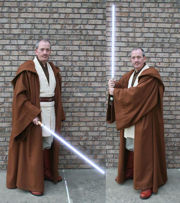 Jedi Master Robe Tutorial - Rebel Legion