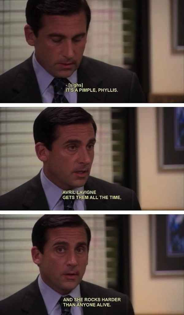 The 37 Wisest Things Michael Scott Ever Said Michael Scott The Office Michael Scott Michael Scott Quotes