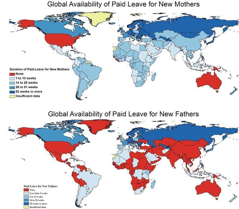 maternity / Paternity leave  | Global Moms