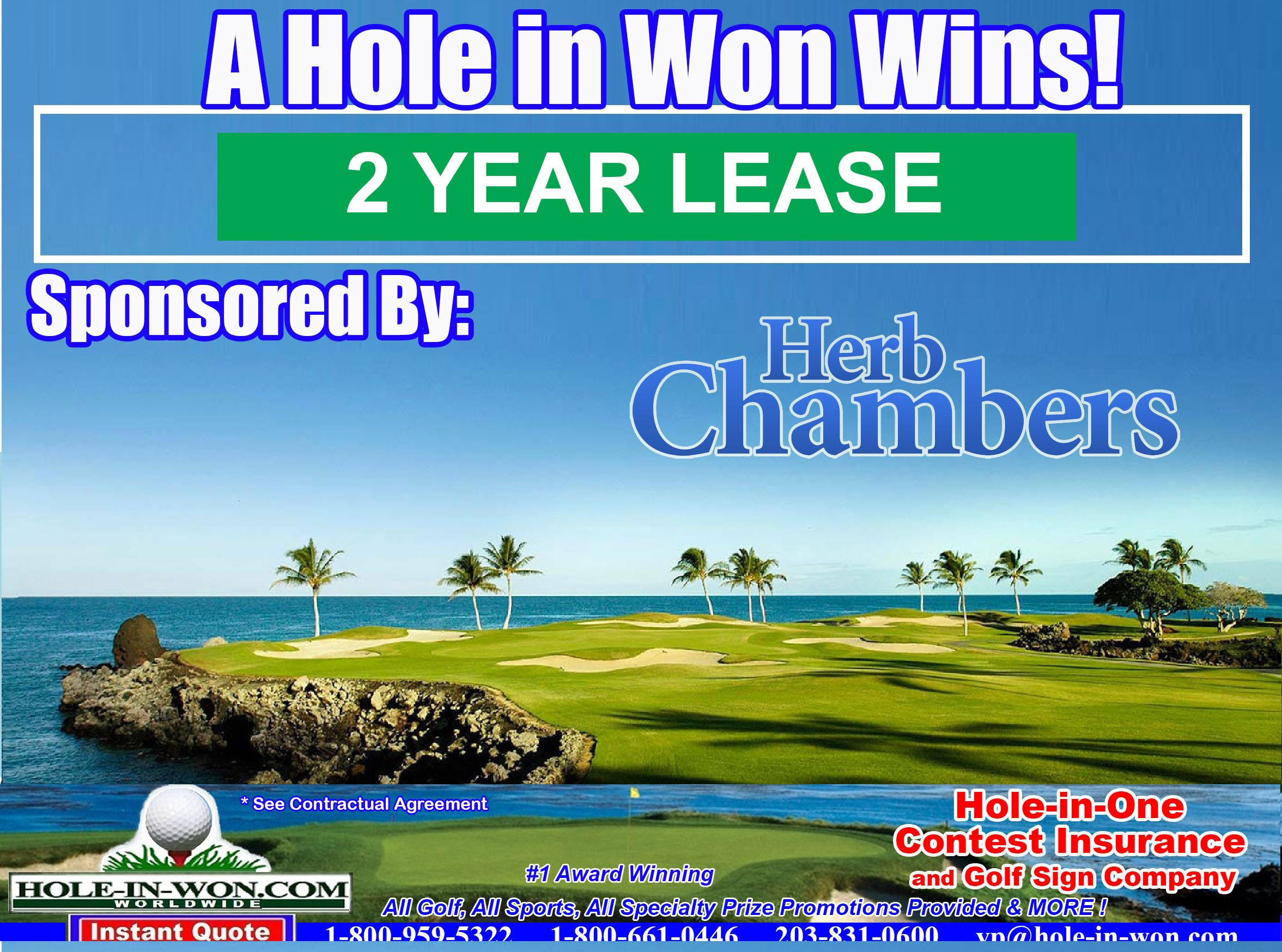 Herb Chambers Automotive Group Hole in One Insurance Herb Chambers on golf outing signs, funny golf signs, golf shot glasses, golf cart signs, golf flag, golf themed bar, vintage metal golf signs, golf sponsorship signs, golf tee signs, golf lessons sign, mini golf warning signs, wooden golf signs, golf course signs, custom golf signs, golf tournament signs, golf signs home decor, golf banners, golf driving range, golf score card, golf plaques and signs,