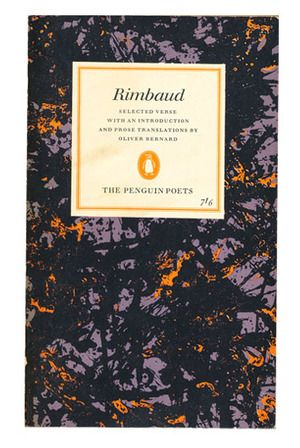 Rimbaud, Selected Verse, Penguin Poets. 1962. Available to buy from www.brindled.co.uk