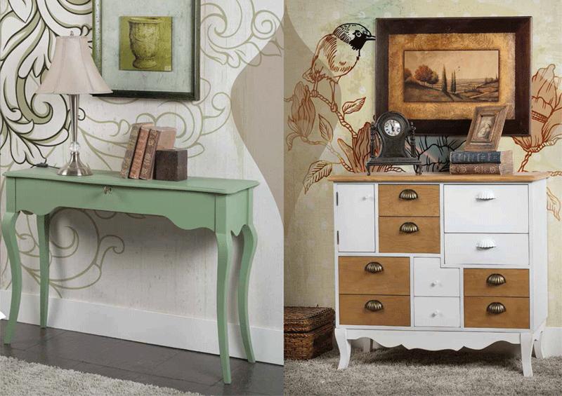 Fabricaci n muebles estilo vintage buscar con google - Muebles estilo vintage ...