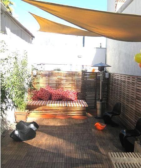 Ideas para Decorar Jardines y Terrazas Prácticos y Cómodos ...