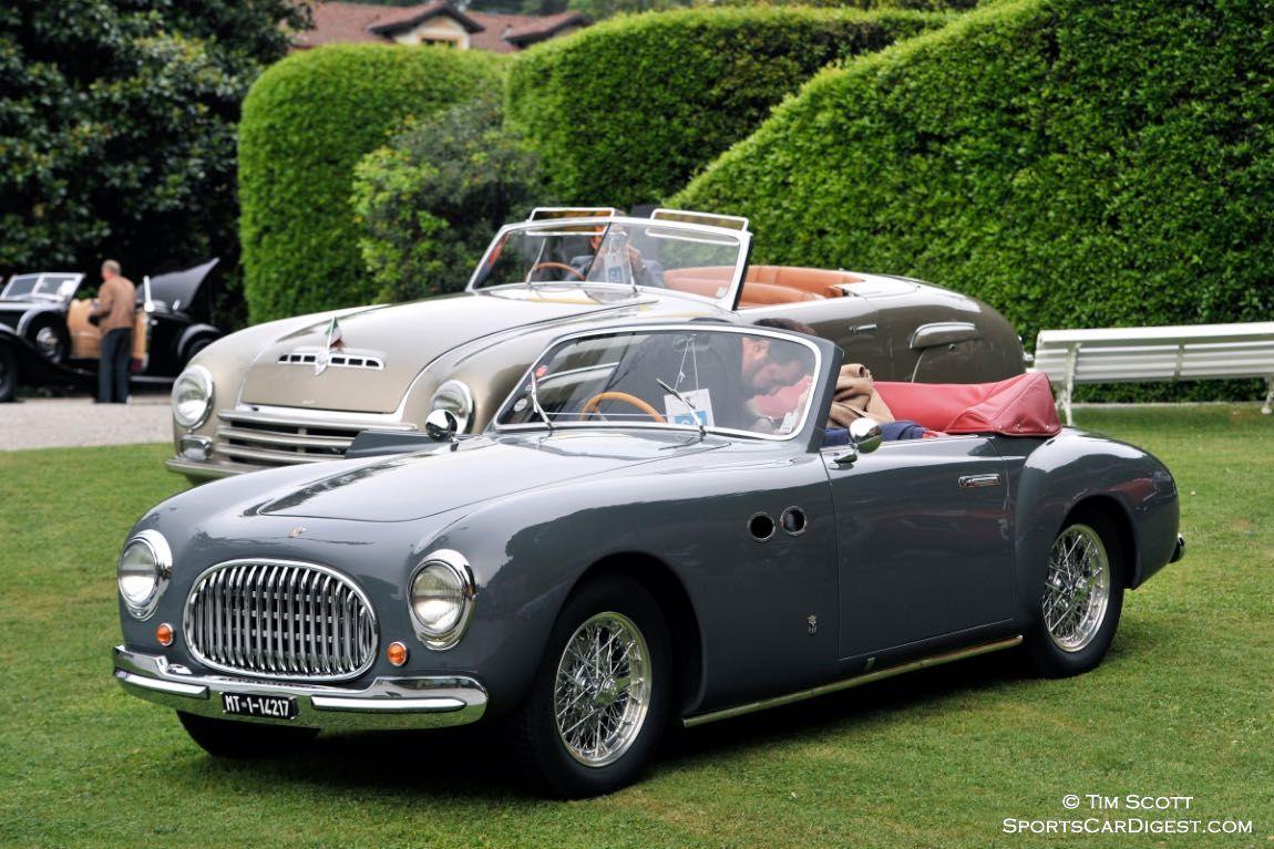 1952 Cisitalia 202 SC ...