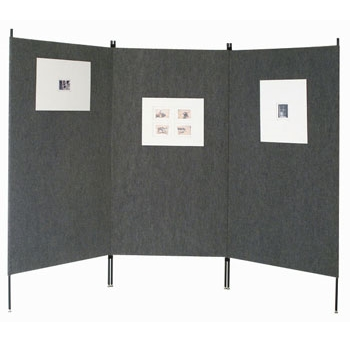 Gallery 3 X 7 Carpet Panel Armstrong Products In 2020 Art Display Panels Art Fair Display Art Display