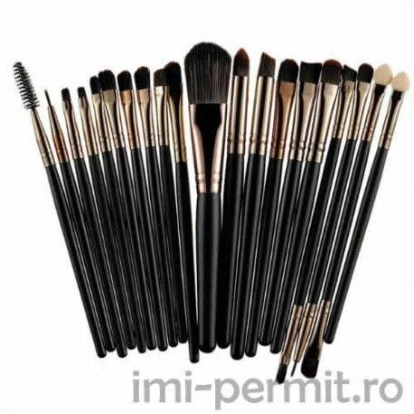 Set Profesional De Pensule Machiaj Marca Rosalind Makeup în 2019