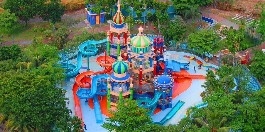 wahana-sinbad-ciputra-waterpark