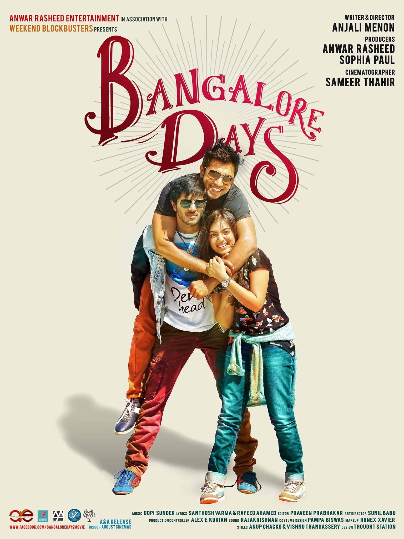 bangalore days movie torrent download with eng sub kickass