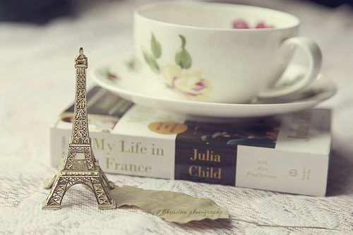 My Life In France-Julia Child