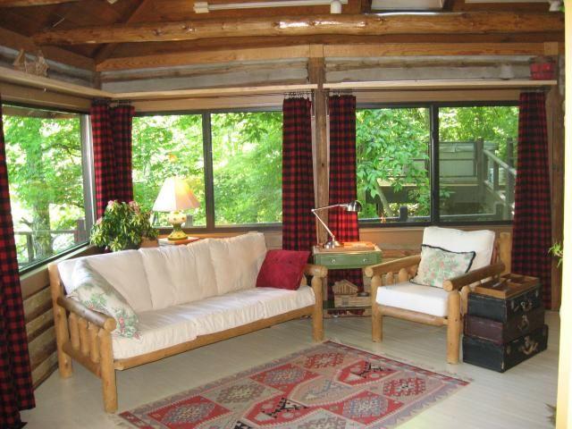 Lakeside Log Cabin In Eureka Springs Ar Fsbo Tiny House