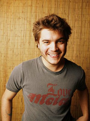 EMILE HIRSCH -  super underrated. Not only is he easy on the eyes... this man has acting chops.