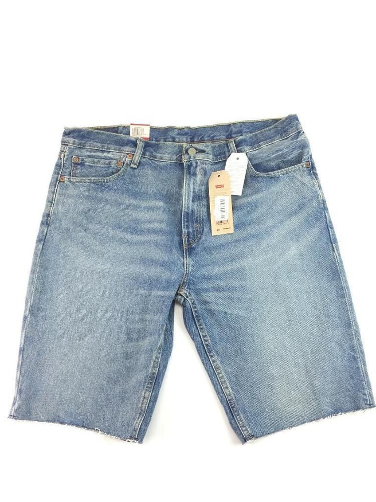 d6453aa96d7b55 Levis 511 slim cut off mens shorts size 40 new with tags MSRP  50 ...