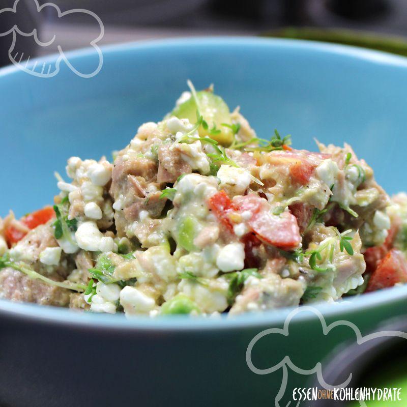 Photo of Thunfisch-Proteinbombe (mit Frischkäse) – Essen ohne Kohlenhydrate