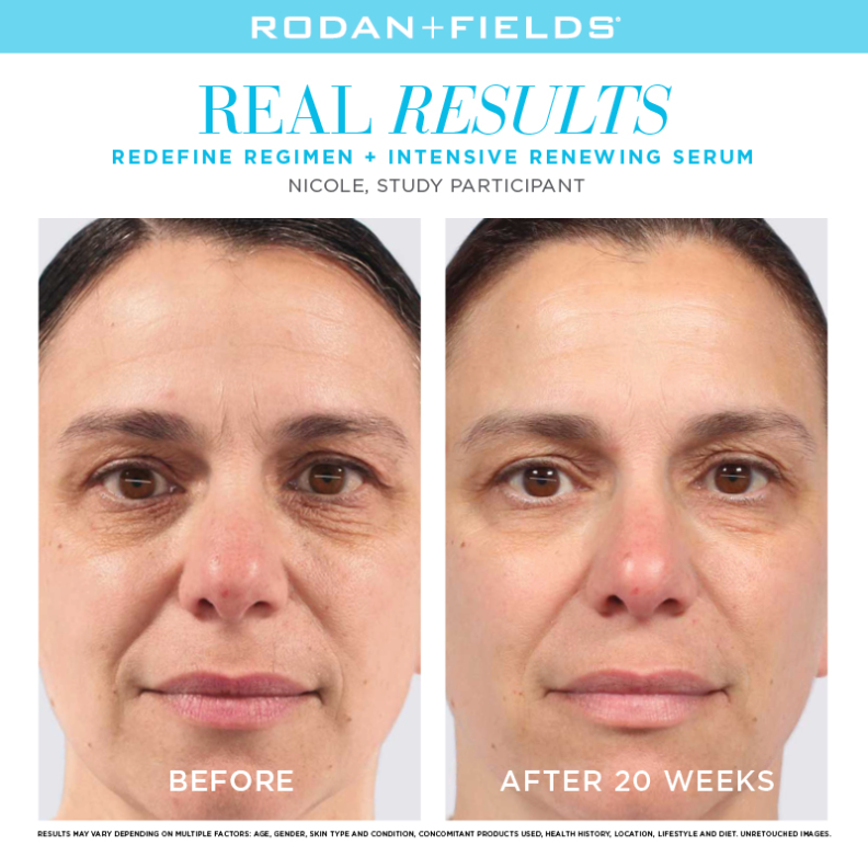 Here's your #mondaymakeover brought to you by our Redefine