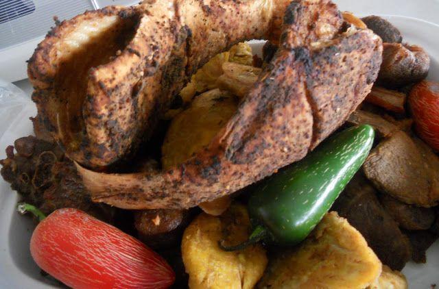 My Haitian Kitchen: Pwason Fris/Fried Fish