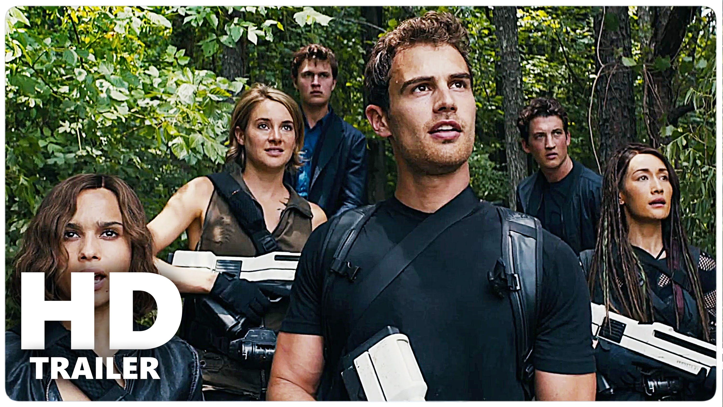 Allegiant Trailer | Divergent 3 | 2016 | cool stuff ...