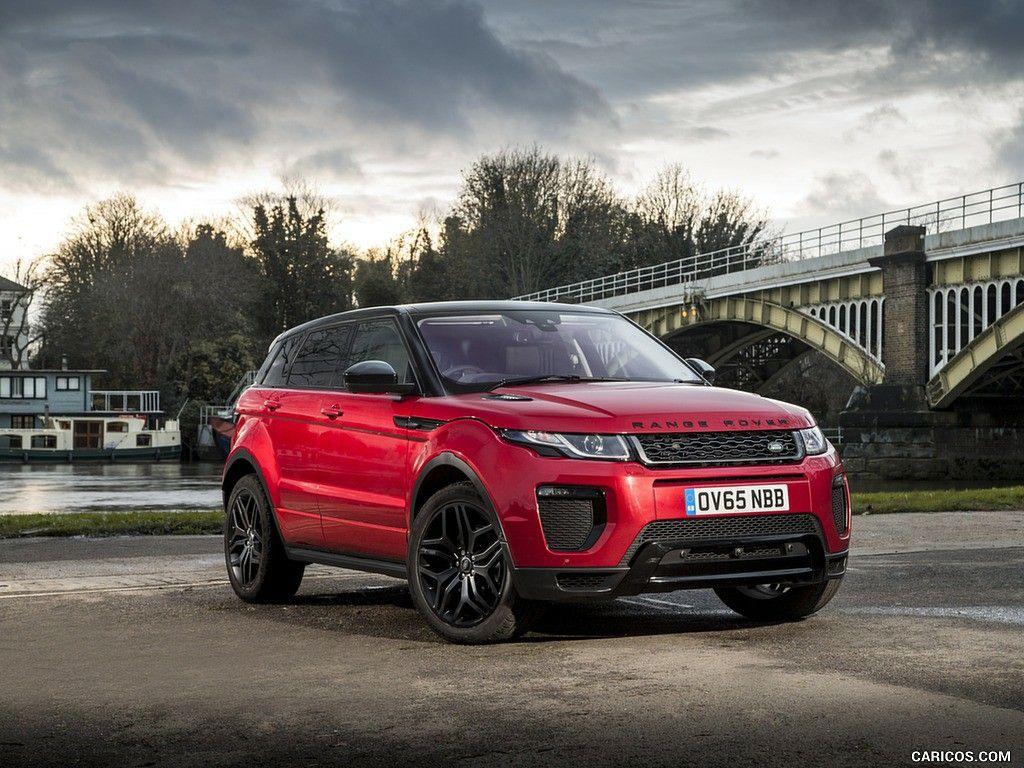 Range Rover Evoque 5door HSE Dynamic Lux (20162018)