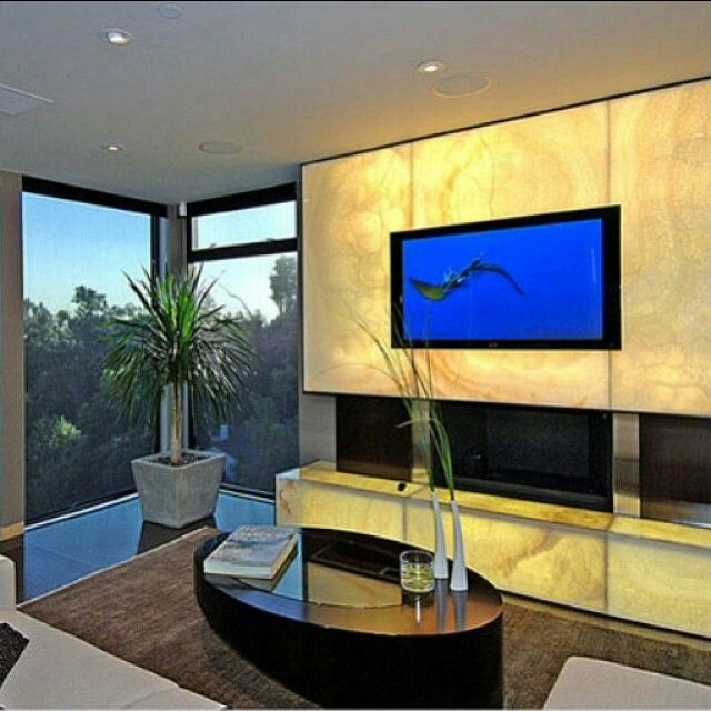 Pin by Madhavi Sandeep on onyx tv wall | Pinterest | Tv walls, Hall ...