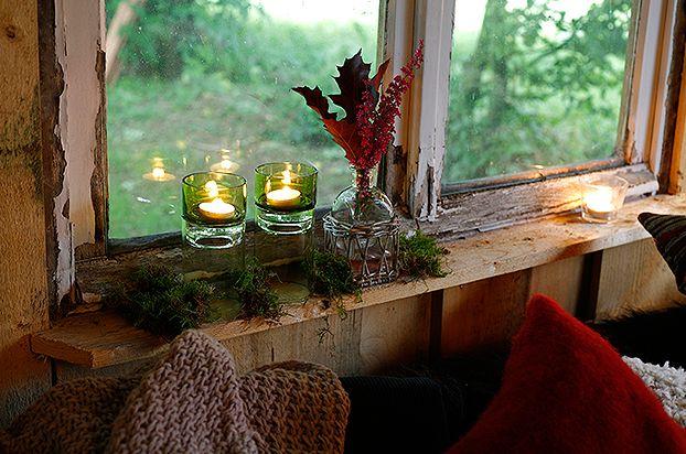 Enfeite De Outono ~ 4 Dicas para Criar uma Decoraç u00e3o de Outono Decorações de outono, Parapeito e Casas de c