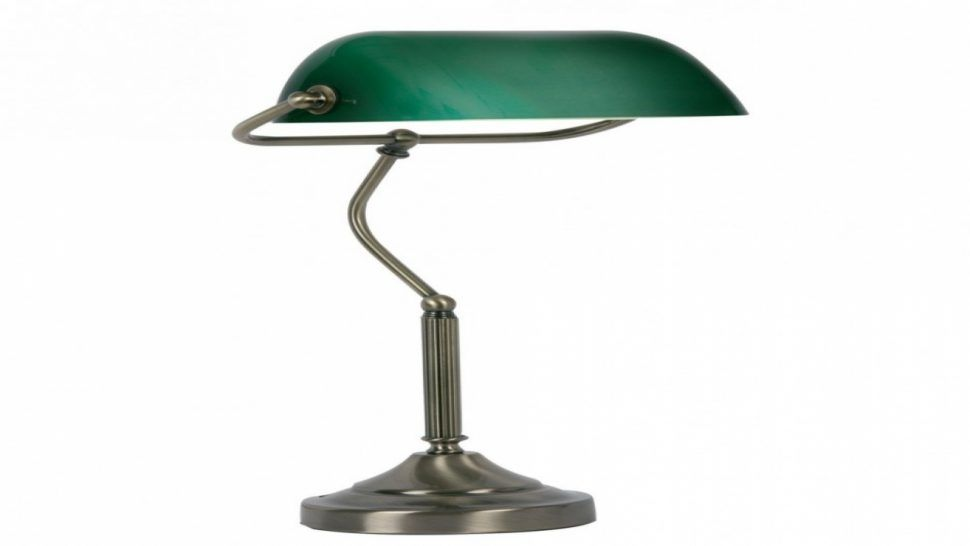 Decoration Vintage Green Desk Lamp Traditional Bankers Lamp Green Bankers Desk Light Bankers Desk Lamp Banker Desk Lamp Retro Desk Lamp Bankers Lamp Lamp