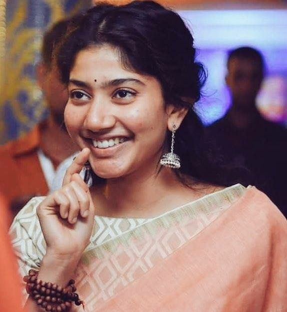 Image result for sai pallavi earrings