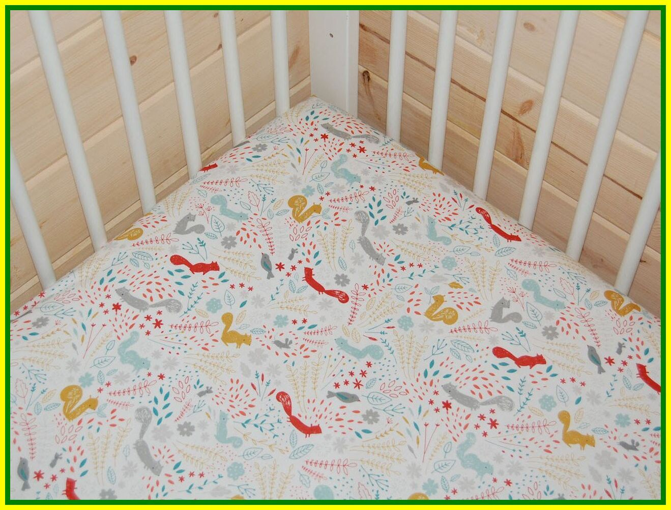 44 reference of mini crib sheets woodland in 2020 Mini