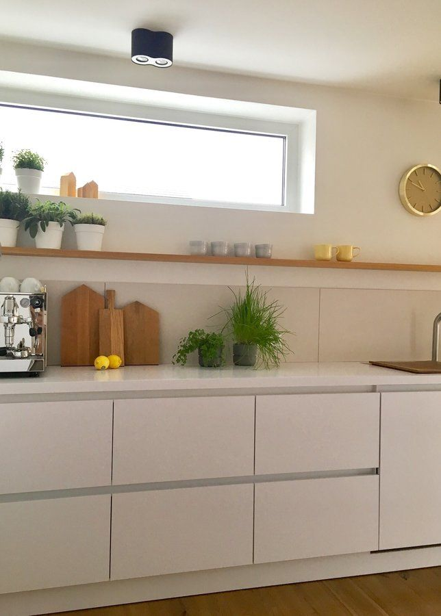 Ohne Oberschränke glücklich Kitchens, Minimalism and Interiors - küche ohne oberschränke