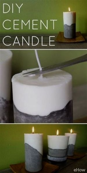 List of Easy DIY Candles from ehow.com
