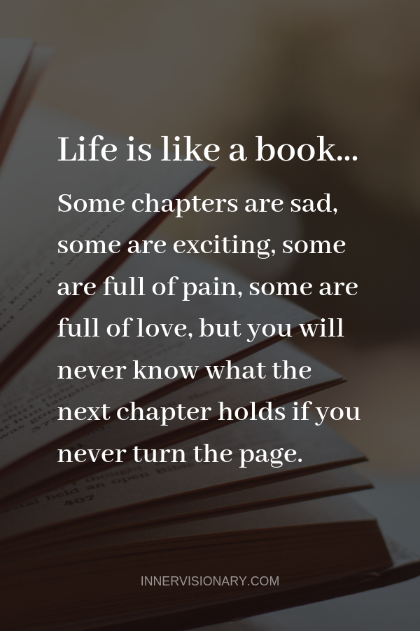 Life Is Like A Book Analogies Quotes Wisdom Quotes Journey Quotes