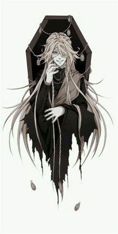 Photo of Animes mit Person wie Undertaker von Kuroshitsuji?