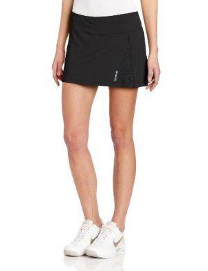 reebok tennis skirt shirred