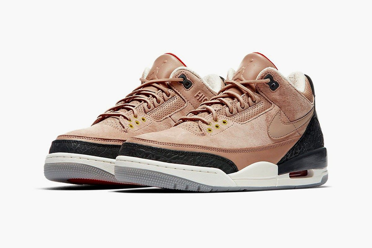 online store 7d0d6 ced8e Justin Timberlake s Air Jordan 3 JTH   Bio Beige   Official Images