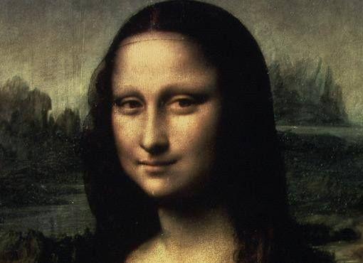 Mona Lisa Eyebrows