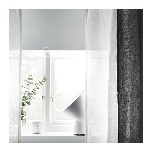 TUPPLUR Verdunklungsrollo, weiß | Home | Pinterest | Villa ...