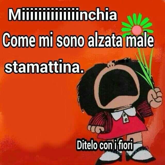 Buongiorno mafalda e linus pinterest buongiorno for Vignette simpatiche buongiorno