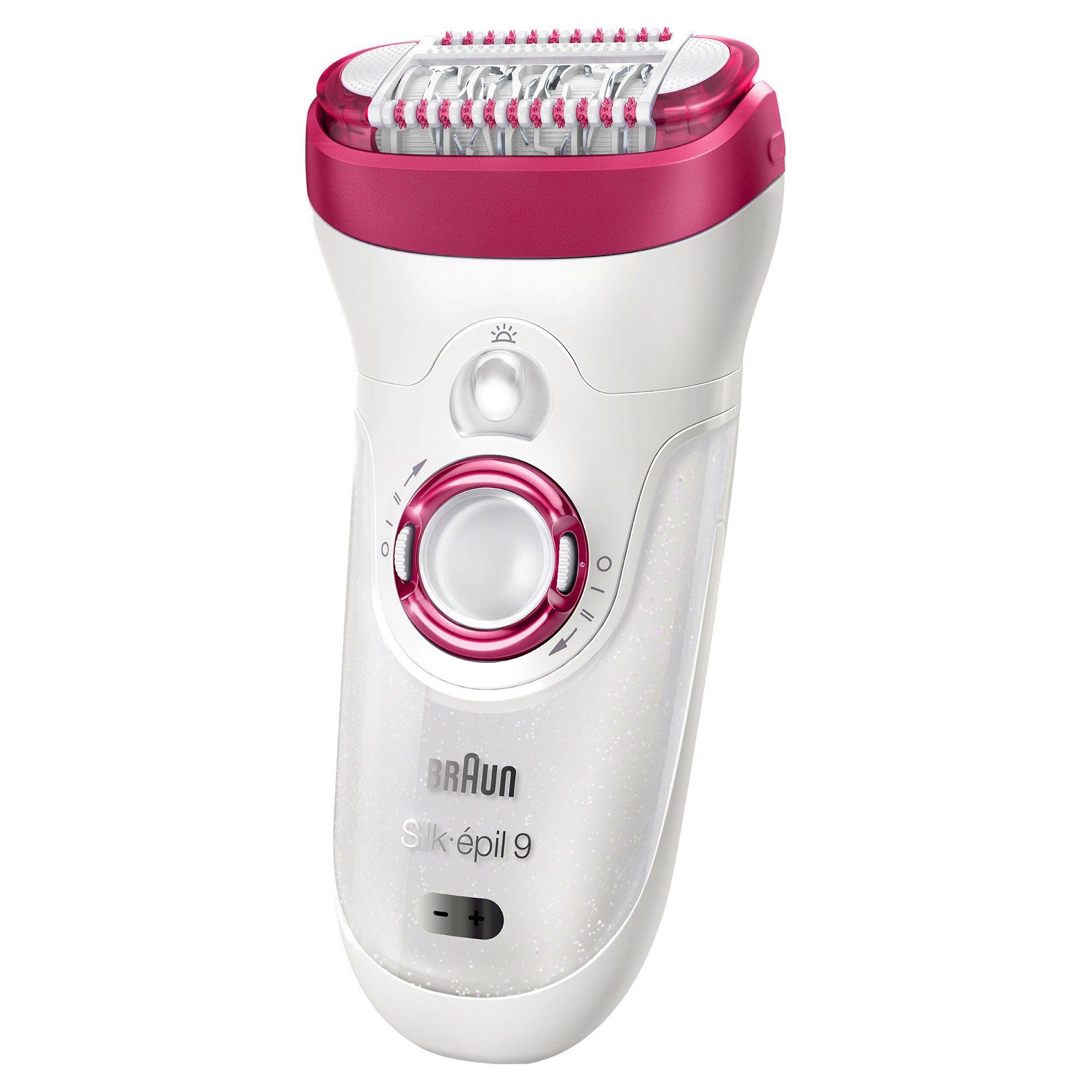 Braun Silk-epil 9 Wet   Dry Women s Rechargeable Electric Epilator - SE9521 95ad59724
