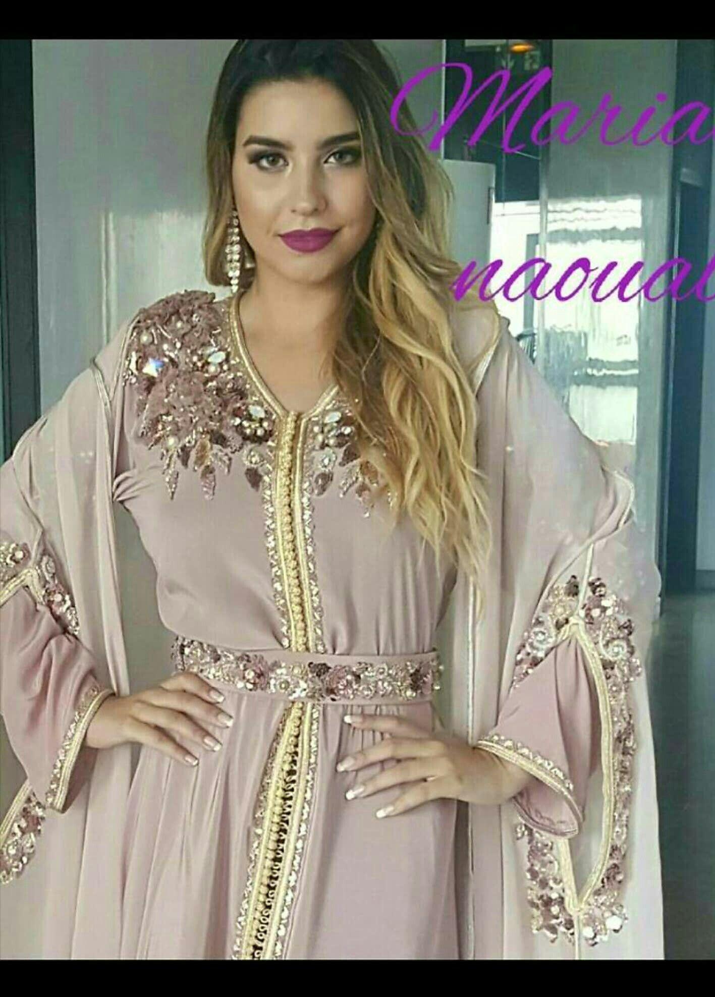 Maria luxe haute couture | Moroccan dress,