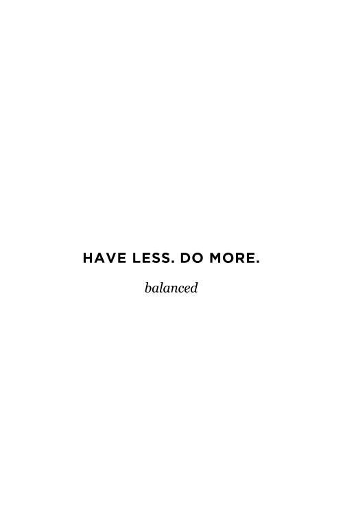 Pinterest evemirabel mood pinterest typography for Simplify minimalist lifestyle