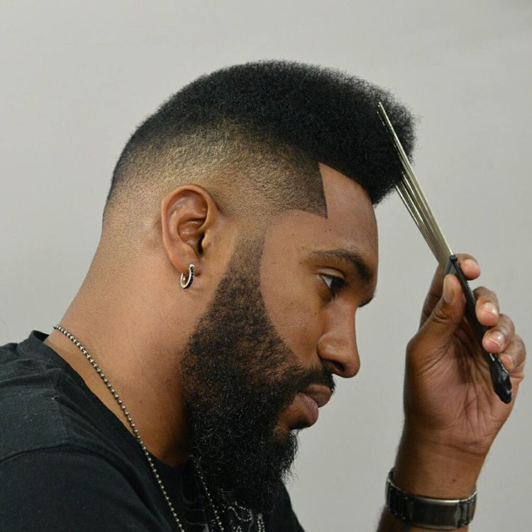 Perfect Awesome 55 Creative Taper Fade Afro Haircuts   Keep It Simple