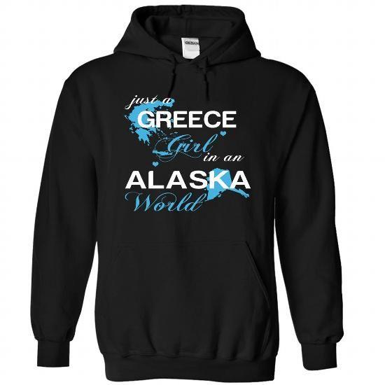 GREECE-ALASKA - #gift card #monogrammed gift. GREECE-ALASKA, gift packaging,zip up hoodie. GET IT NOW =>...