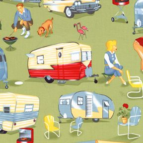 camper fabrics