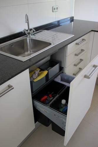 Diseno de cocinas dise o de cocinas en las rozas madrid - Cocinas en negro ...