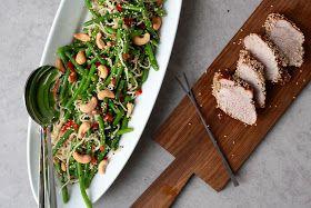 TildeMa(d): Asiatisk-inspireret salat med grønne bønner
